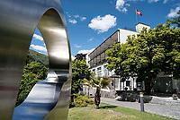 Svizzera; Canton Ticino; Ascona; Monte Verità; utopia, hotel, centro congressi