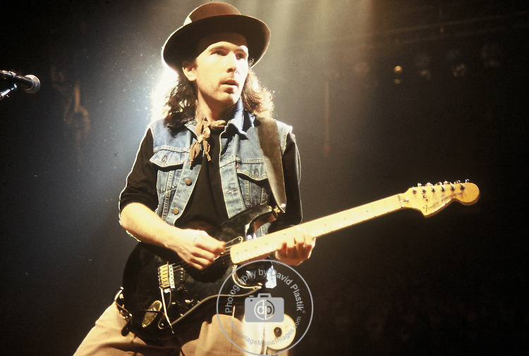The Edge of U2, 1985