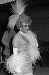 GINA LOLLOBRIGIDA<br /> FESTA A TEMA ANNI 20- JACKIE O' ROMA 1974