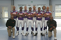 Defensive Backs der FRankfurt Galaxy