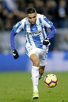 CD Leganes' Youssef En-Nesyri (L)  during La Liga match. November 23,2018. (ALTERPHOTOS/Alconada)<br /> Liga Campionato Spagna 2018/2019<br /> Foto Alterphotos / Insidefoto <br /> ITALY ONLY