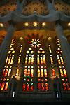 Basilica de la Sagrada Familia.