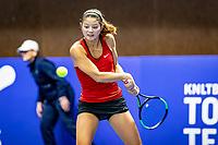 Alphen aan den Rijn, Netherlands, December 22, 2019, TV Nieuwe Sloot,  NK Tennis, Final womans single: Arianne Hartono (NED)<br /> Photo: www.tennisimages.com/Henk Koster