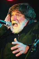 Chanteur gallo et musicien du groupe Ihnze.Fest-noz des 60 ans de l'Esperance
