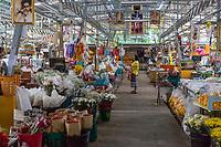 Bangkok, Thailand.  Flower Market.