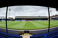 A general view towards the East Stand during Southend United vs Exeter City, Sky Bet EFL League 2 Football at Roots Hall on 10th October 2020