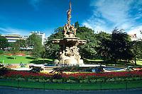 The Ross Fountain, Princes Street Gardens, Edinburgh