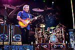 """Alex Lifeson and Neal Peart of RUSH performs live at the opening night of """"An Evening with RUSH"""" Tour held at Hard Rock Casino Pavillion in Albuquerque, New Mexico on June 29,2010                                                                   Copyright 2010  Rod Tanaka / RockinExposures"""