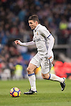 Mateo Kovacic of Real Madrid in action during their La Liga match between Real Madrid and Real Sociedad at the Santiago Bernabeu Stadium on 29 January 2017 in Madrid, Spain. Photo by Diego Gonzalez Souto / Power Sport Images