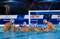 Team Pro Recco<br /> PRO RECCO (White caps) - FTC TELEKOM BUDAPEST (Blue Caps)<br /> Finals Gold Medal Match<br /> LEN Men's Water Polo Champions League Final Eight 2021<br /> 11 april sport centre - Novi Beograd  -Serbia <br /> 20210605<br /> Photo Giorgio Scala / Deepbluemedia / Insidefoto<br /> DBM/LEN Reserved Rights <br /> Author must be mentioned when published<br /> Editorial/media use only