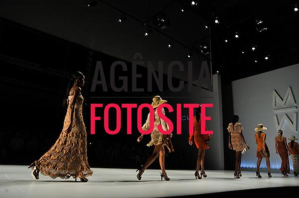 Foto: Agencia Fotosite<br /> <br /> Belo Horizonte, Brasil – 27/04/2012 -  Desfile da Clair durante o Minas Trend Preview  -  Verao 2013.