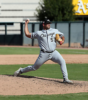 Pauly Milto - 2019 AIL White Sox (Bill Mitchell)