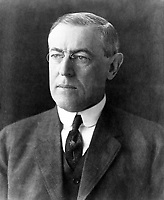 Woodrow Wilson, 1912.<br /> <br /> Credit: Library of Congress