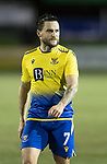 Kelty Hearts v St Johnstone…07.10.20   New Central Park  Betfred Cup<br />Craig Conway<br />Picture by Graeme Hart.<br />Copyright Perthshire Picture Agency<br />Tel: 01738 623350  Mobile: 07990 594431