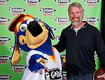 GoDaddy Bowl Meet and Greet Brett Favre 2014
