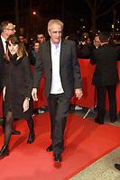 Christophe Lambert - Avant-première du film 'Chacun sa vie' à Paris, le 13/03/2017.