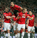 Manchester United v Bayern Munich 01.04.2014
