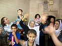 Iraq 2011   <br /> Baptism in Lalesh <br /> Irak 2011 <br /> Bapteme au sanctuaire de Lalesh