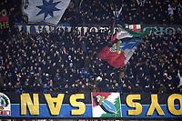 Inter supporters <br /> Milano 03-02-2019 Stadio San Siro Football Serie A 2018/2019 Inter - Bologna    <br /> Foto Image Sport / Insidefoto