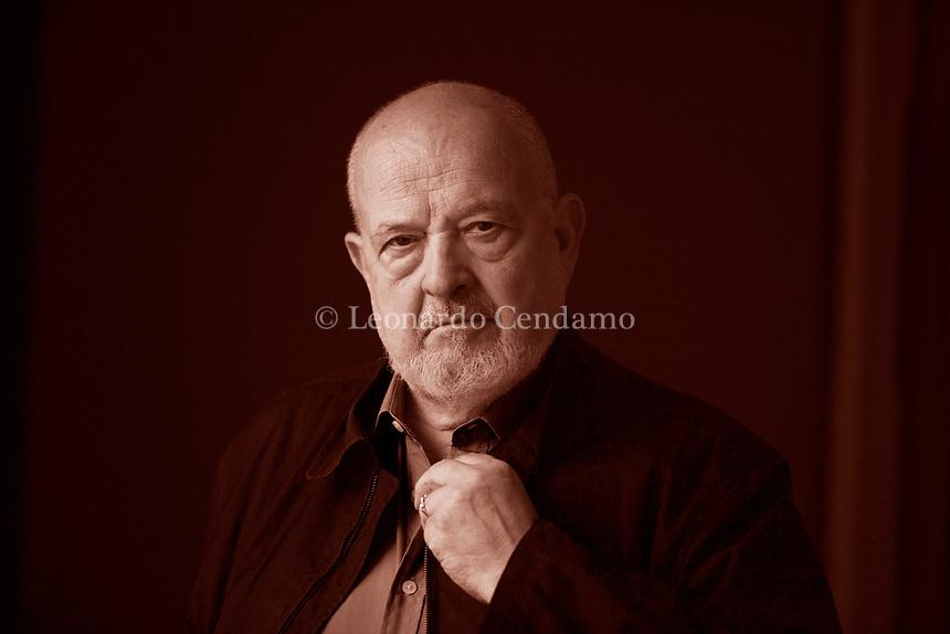 Franco Cardini (Firenze, 5 agosto 1940) è uno storico, saggista e blogger italiano, specializzato nello studio del Medioevo. Pordenonelegge settembre 2016. © Leonardo Cendamo