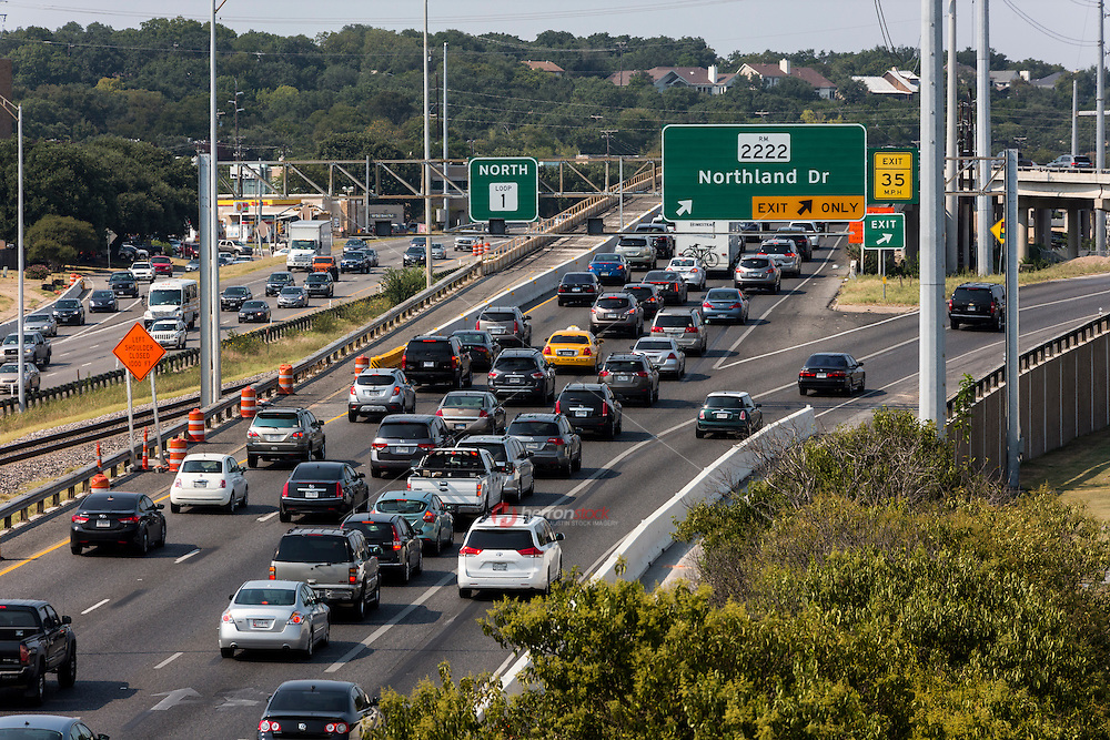 The MoPac Expressway (Loop 1) is straining under increasing traffic loads and has become a rush-hour parking lot for much of its length.