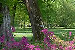 Germany, Baden-Wuerttemberg, Baden-Baden: Park of Lichtentaler Allee | Deutschland, Baden-Wuerttemberg, Baden-Baden: Parkanlagen der Lichtentaler Allee