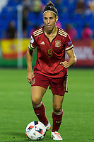 Spain's Veronica Boquete during the match of  European Women's Championship 2017 at Leganes, between Spain and Finland. September 20, 2016. (ALTERPHOTOS/Rodrigo Jimenez) NORTEPHOTO