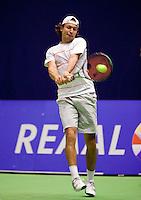 15-12-10, Tennis, Rotterdam, Reaal Tennis Masters 2010,  Remi Groenendaal
