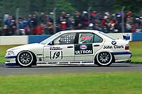 1997 British Touring Car Championship #19 Colin Gallie (GBR). Team DCRS. BMW 320i.
