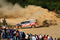 Martin Prokop and Michael Ernst, Ford Fiesta RS WRC of JIPOCAR CZECH NATIONAL TEAM during WRC Vodafone Rally de Portugal 2013, in Algarve, Portugal on April 14, 2013 (Photo Credits: Paulo Oliveira/DPI/NortePhoto)