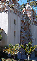 San Diego: Balboa Park. Bertram Goodhue, Architect.  Photo '78.