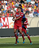 Chicago Fire vs Manchester United July 23 2011