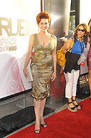 Carolyn Hennesy at HBO's 'True Blood' Season 5 Los Angeles premiere at ArcLight Cinemas Cinerama Dome on May 30, 2012 in Hollywood, California. © mpi35/MediaPunch Inc.