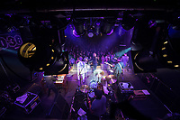 Die britische Ska-Band The Selecter spielte am Donnerstag den 16. Maerz 2017 im Berliner Club SO36.<br /> Als Gruendungsmitglied ist einzig Pauline Black, Gesang, seit 1979 dabei geblieben. Neu sind der Saenger Dave Barker, am Bass Nicky Welsh, an den Keyboards Martin Stewart, an der Gitarre Paul Seacroft und am Schlagzeug Al Fletcher.<br /> 16.3.2017, Berlin<br /> Copyright: Christian-Ditsch.de<br /> [Inhaltsveraendernde Manipulation des Fotos nur nach ausdruecklicher Genehmigung des Fotografen. Vereinbarungen ueber Abtretung von Persoenlichkeitsrechten/Model Release der abgebildeten Person/Personen liegen nicht vor. NO MODEL RELEASE! Nur fuer Redaktionelle Zwecke. Don't publish without copyright Christian-Ditsch.de, Veroeffentlichung nur mit Fotografennennung, sowie gegen Honorar, MwSt. und Beleg. Konto: I N G - D i B a, IBAN DE58500105175400192269, BIC INGDDEFFXXX, Kontakt: post@christian-ditsch.de<br /> Bei der Bearbeitung der Dateiinformationen darf die Urheberkennzeichnung in den EXIF- und  IPTC-Daten nicht entfernt werden, diese sind in digitalen Medien nach §95c UrhG rechtlich geschuetzt. Der Urhebervermerk wird gemaess §13 UrhG verlangt.]