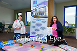 Kickers & Dribblers: Pictured to announ ce the launch of Kickers & Dribblers at Listowel Family Resourse Centre commencing on Tuesday 13th July were Toni Clarke & Jacqui Hartveld.