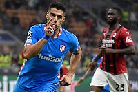 20210928 Calcio Milan Atletico Madrid Champions League