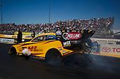 NHRA Mello Yello Drag Racing Series<br /> Toyota NHRA Sonoma Nationals<br /> Sonoma Raceway, Sonoma, CA USA<br /> Sunday 30 July 2017<br /> J.R. Todd, DHL, Toyota, Camry, Funny Car<br /> <br /> World Copyright: Jason Zindroski<br /> HighRev Photography
