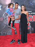 Tia Mowry,Mowry and son attends The Twentieth Century Fox's How To Train Your Dragon 2 Premiere at The Regency Village in Westwood, California on JUNE 08,2014                                                                               © 2014 Hollywood Press Agency