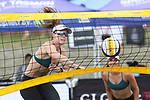 NELSON, NEW ZEALAND - JANUARY 9: Volleyball - NZ Beach Tour Saturday 9 January  2021, Tahuna Beach,Nelson New Zealand. (Photo by Evan Barnes Shuttersport Limited)