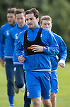 St Johnstone Training….26.08.16<br />Paul Paton pictured during training this morning at McDiarmid Park ahead of tomorrow's trip to Inverness<br />Picture by Graeme Hart.<br />Copyright Perthshire Picture Agency<br />Tel: 01738 623350  Mobile: 07990 594431