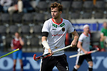 NED - Amsterdam, Netherlands, August 20: During the men Pool B group match between Germany (white) and Ireland (green) at the Rabo EuroHockey Championships 2017 August 20, 2017 at Wagener Stadium in Amsterdam, Netherlands. Final score 1-1. (Photo by Dirk Markgraf / www.265-images.com) *** Local caption *** Constantin Staib #11 of Germany