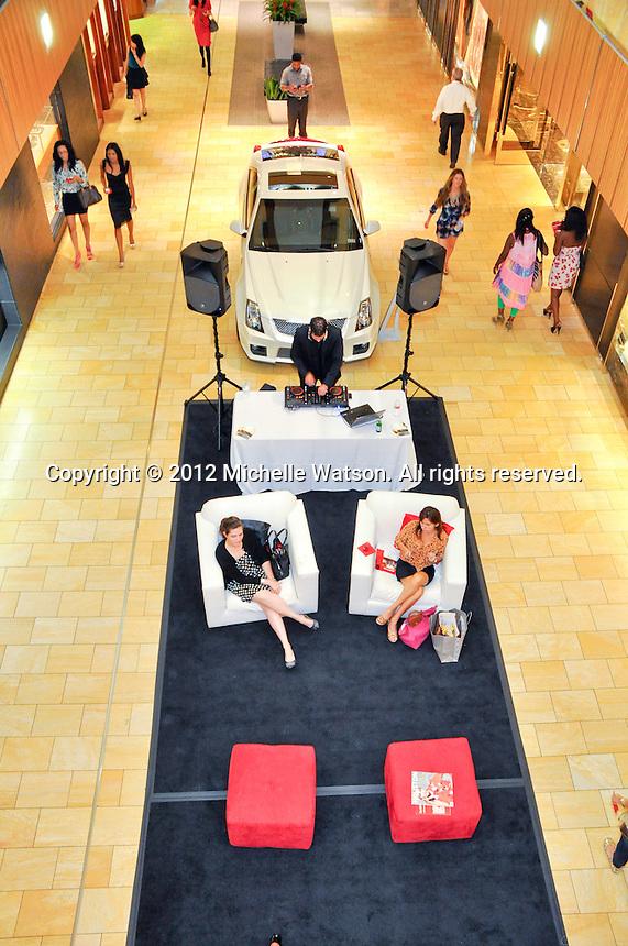 Simon Fashion Now at the Houston Galleria