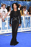 "Virginie Besson<br /> at the ""Valerian"" European premiere, Cineworld Empire Leicester Square, London. <br /> <br /> <br /> ©Ash Knotek  D3290  24/07/2017"