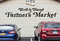 Bird in Hand farmer's market, Pennsylvania, USA