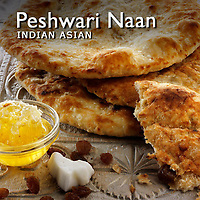 Peshwari Naan Bread Indian Recipe Images | Food Pictures & Photos