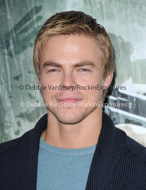 Derek Hough at The Warner Bros. Pictures World Premiere of Sucker Punch held at The Grauman's Chinese Theatre in Hollywood, California on March 23,2011                                                                               © 2010 Hollywood Press Agency