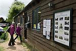 Grantchester Cambridgeshire UK The Rupert Brooke Museum.