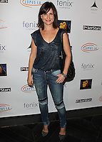 HOLLYWOOD, LOS ANGELES, CA, USA - SEPTEMBER 18: Kellie Martin arrives at the 'Get Lucky For Lupus' 6th Annual Poker Tournament held at Avalon on September 18, 2014 in Hollywood, Los Angeles, California, United States. (Photo by Celebrity Monitor)