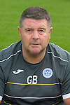 St Johnstone FC 2014-2015 Season Photocall..15.08.14<br /> George Browning (Youth Development Goalkeeping Coach)<br /> Picture by Graeme Hart.<br /> Copyright Perthshire Picture Agency<br /> Tel: 01738 623350  Mobile: 07990 594431