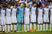Seattle, WA - Thursday June 16, 2016: United States  prior to a Copa America Centenario quarterfinal match between United States (USA) and Ecuador (ECU) at CenturyLink Field.
